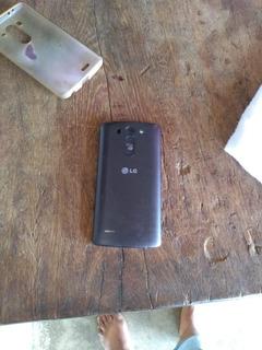 Celular Lg G3beat Acompanha Fone Carregador E Cabo Usb