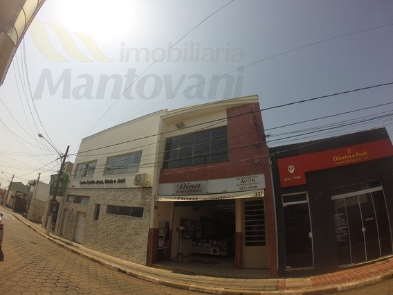 Comercial Para Aluguel, 0 Dormitórios, Centro - Tatuí - 1333