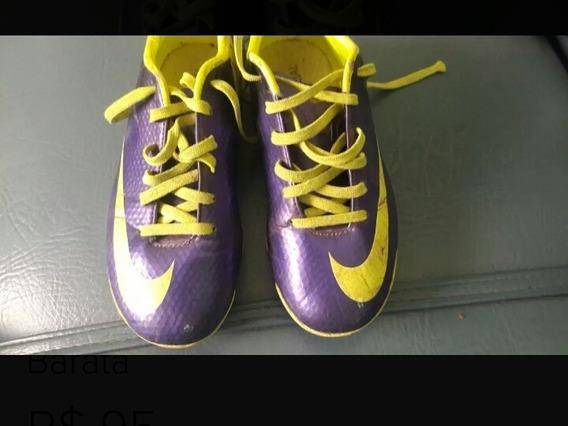 Chuteira Nike Original Vendo Barato Promoção 95 Reais