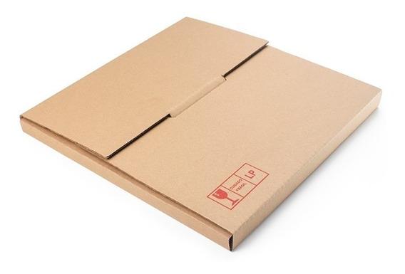 Embalagem Papelão Para Correio - Lp - Vinil - 10 Unidades