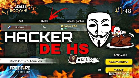 Hack Profissional Free Fire