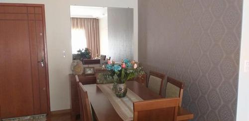 Apartamento Com 3 Dormitórios À Venda, 115 M² - Centro - São Bernardo Do Campo/sp - Ap64130