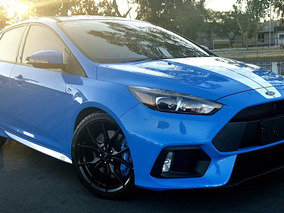 Ford Focus Rs 2016 Edicion Lemans