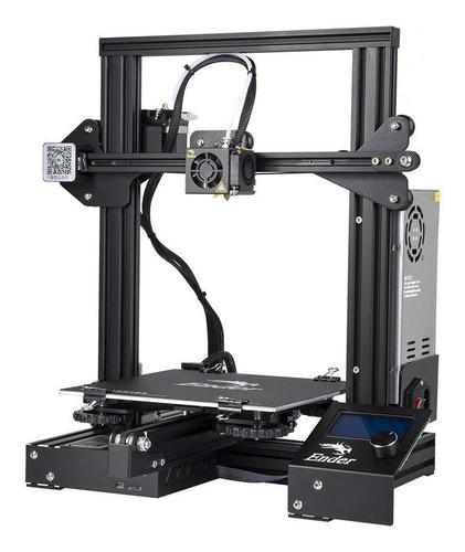 Impressora Creality 3d Ender-3 Impressão Fdm Nota Fiscal