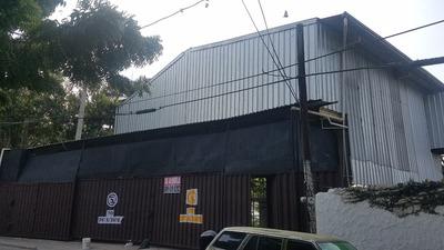 Alquilo Nave Industrial En Santiago