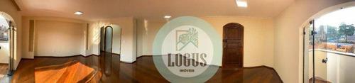 Imagem 1 de 16 de Apartamento Com 3 Dormitórios À Venda, 122 M² Por R$ 625.000 - Vila Leopoldina - Santo André/sp - Ap1842