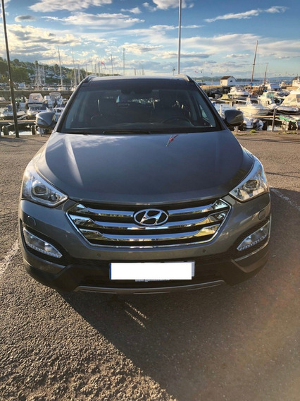 Hyundai Santa Fe 4x4 2.2 Ejecutivo