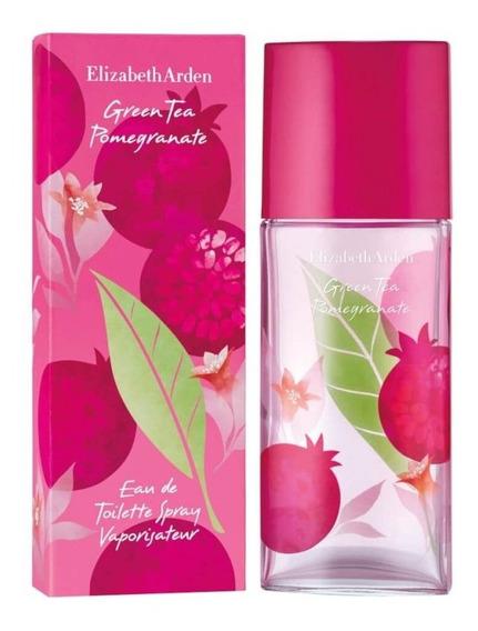 Perfume Elizabeth Arden Green Tea Pomegranate Edt F 100ml