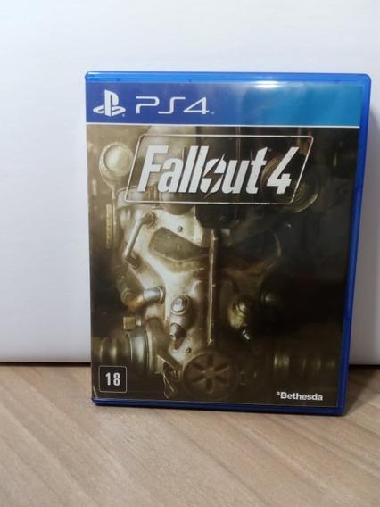 Fallout 4 Ps4 Usado
