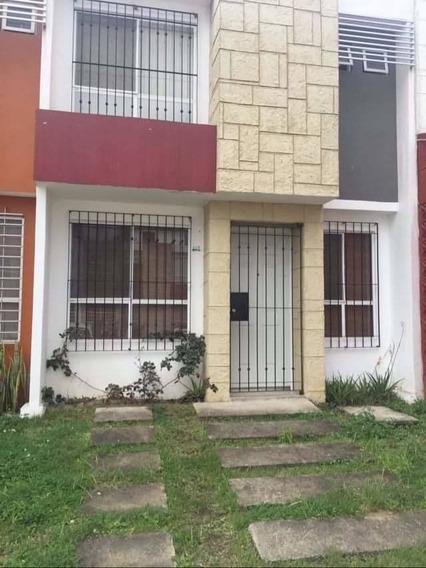 Casa En Renta Entre Zempoala Y Tultepec, Lomas De La Pradera
