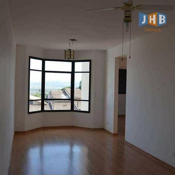 Ótimo Apartamento Com 2 Dormitórios, Suíte E Bem Localizado! - Ap2406