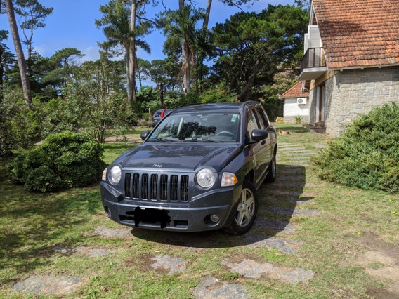 Jeep Compass 4x4 En Exelente Estado