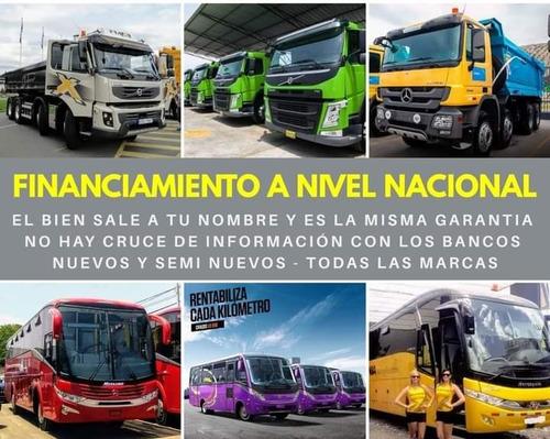 Imagen 1 de 8 de Volquete, Camiones, Buses, Tractor, Camionetas Y Mas