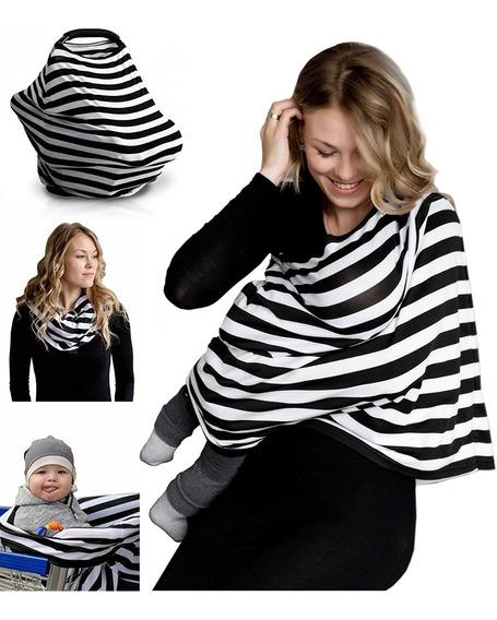 Bufanda De Lactancia Multiusos,manta Para Bebes, Portabebes