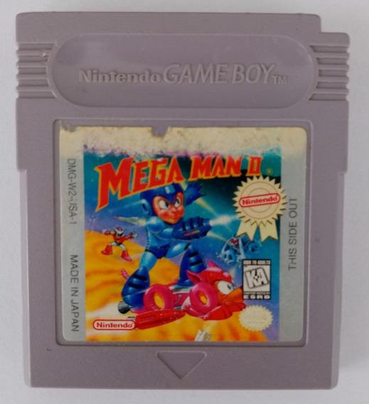 Game Megaman 2 Ii Gameboy Gbc Gba Original