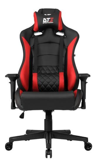 Cadeira Gamer Dt3 Sports Ravena Black Red 11541-2