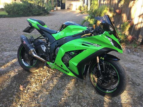 Kawasaki Zx 10 Ninja