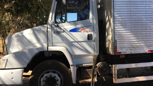 Mercedez Benz Mb1620 Truck Baú