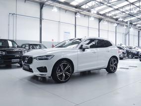Volvo Xc60 R-design Blindado Nível 3 A Hi Tech 2018