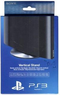 Soporte Vertical Oficial De Sony Playstation 3 Para Consolas