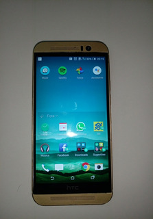 Htc One M9 - 32gb - 3gb Ram - 4g - Desbloqueado