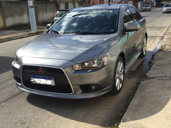 Mitsubishi Lancer Gt 2.0 Aut. Teto Solar Top Categoria 2014