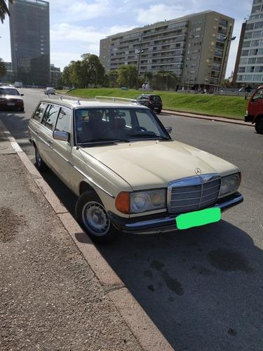 Mercedes-benz 300 D Rural 123