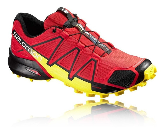 Zapatillas Salomon Speedcross 4 Trail Run 381154 Envíos País