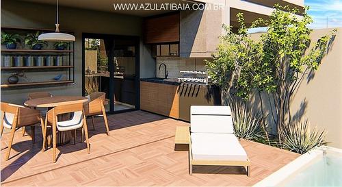 Imagem 1 de 13 de Excelente Projeto Em Construção, Maristela, Atibaia Bairro Residencial De Ruas Asfaltadas... - Ca01223 - 69290536