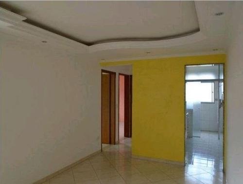 Imagem 1 de 9 de Apartamento Para Venda, 2 Dormitório(s) - 7097