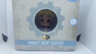 Vault Boy Luck Funko 5 Estrellas Fallout Nuevp Original