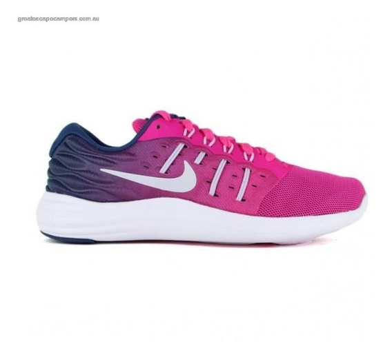 Tênis Nike Lunar Stelos Feminino Pink