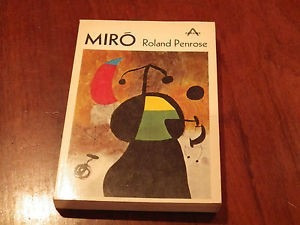Joan Miró Roland Penrose - Arte Pintura Moderna Importado