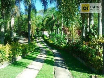 Chácara À Venda - Quintas Do Ingaí - Santana De Parnaíba/sp - Ch0049