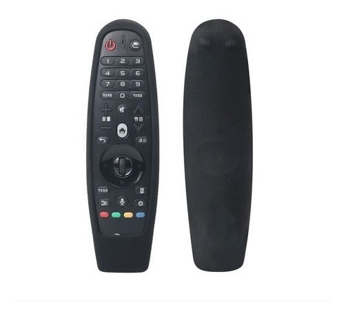 Capa Silicone Controle Tv LG Smart An-mr600/650/18ba/19ba