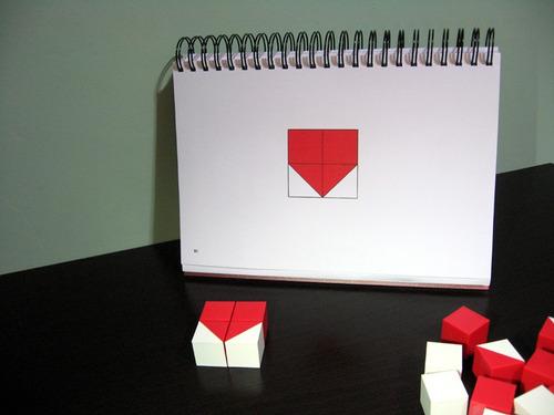 Cubos De Kohs Plasticos Para Wisc Y Wais Mercado Libre
