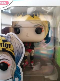 Harley Quinn Roller Derby,birds Of Prey,funko Pop Original