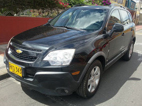 Chevrolet Captiva Ls 2,4 Full Equipo Muy Económica