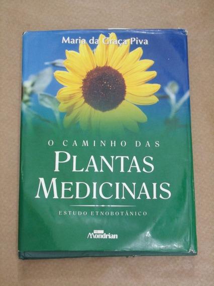 O Caminho Das Plantas Medicinais Maria Da Graça Piva