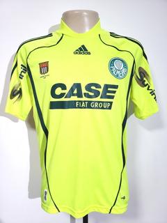 Camisa Oficial Palmeiras 2008 Third adidas Tam P Brasileiro