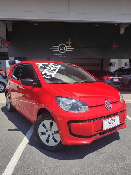 Up!take 1.0 Flex 12v 5p Man.c/1 Ano Garantia Motor E Cambio
