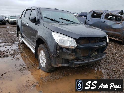 Imagem 1 de 2 de Sucata Chevrolet S10 Cabine Dupla 2014 - Retirada De Pecas