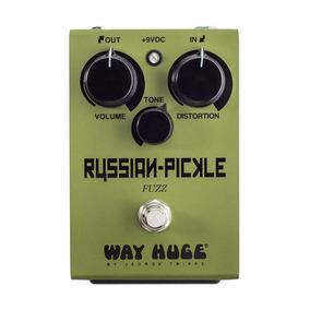 Pedal Russian Pickle Fuzz Way Huge Dunlop