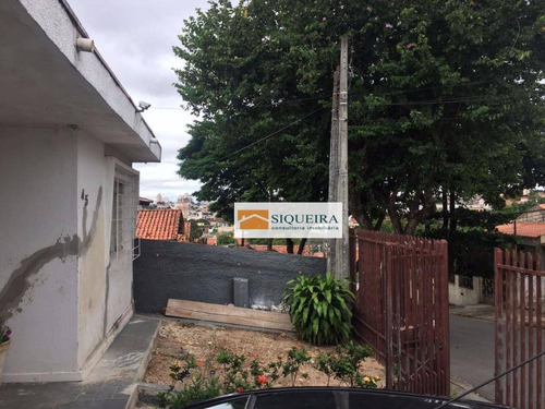 Casa Residencial À Venda, Vila Trujillo, Sorocaba. - Ca0505