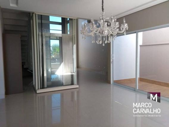 Casa À Venda, 302 M² Por R$ 1.600.000,00 - Parque Das Esmeraldas Ii - Marília/sp - Ca0428