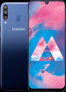 Smartphone Samsung Galaxy M30 64gb Dual Chip - Azul (usado)