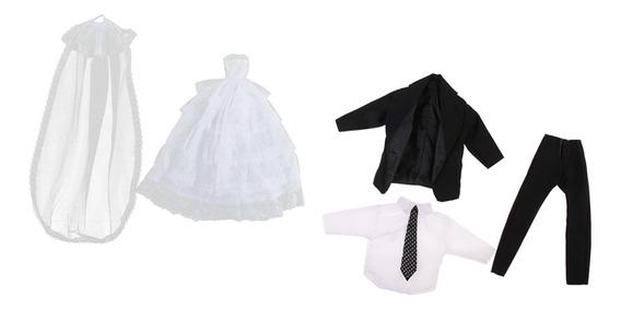 Conjunto De Vestido De Muñeca Para Ken Set De Juguetes