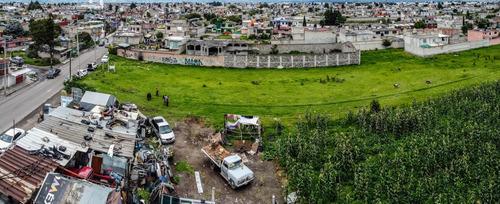 Imagen 1 de 6 de Terreno En Venta San Pedro Totoltepec Sobre Av Principal