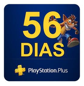 Playstation Plus Psn 56 Dias | Ps4 | Você Online
