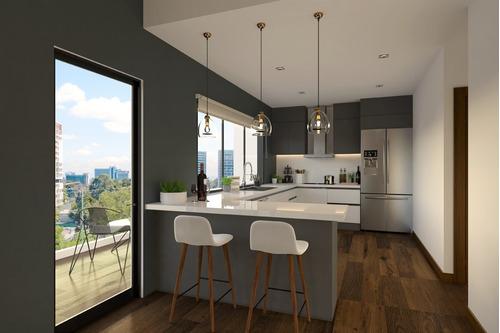 Imagen 1 de 4 de Apartamento En Alquiler Zona 10
